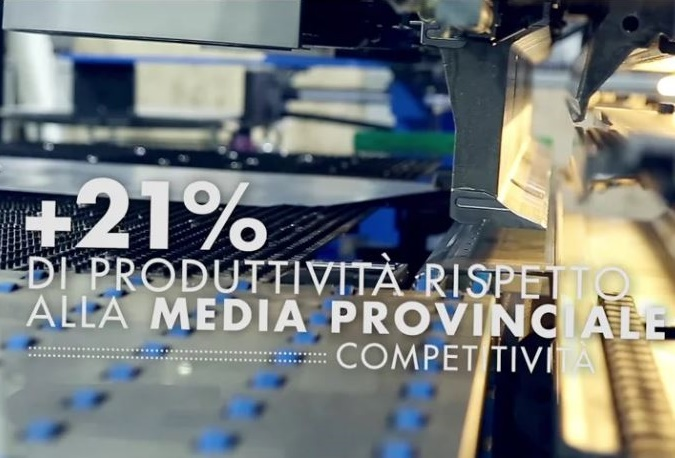 Video l'industria conta